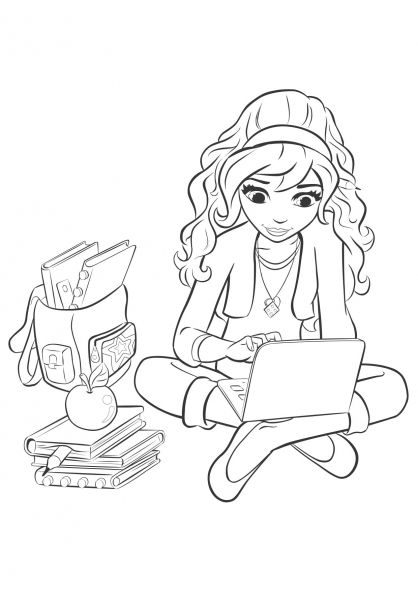 Lego Friends Coloring Pages Căutare Google Lego Coloring Pages Ninjago Coloring Pages Cartoon Coloring Pages