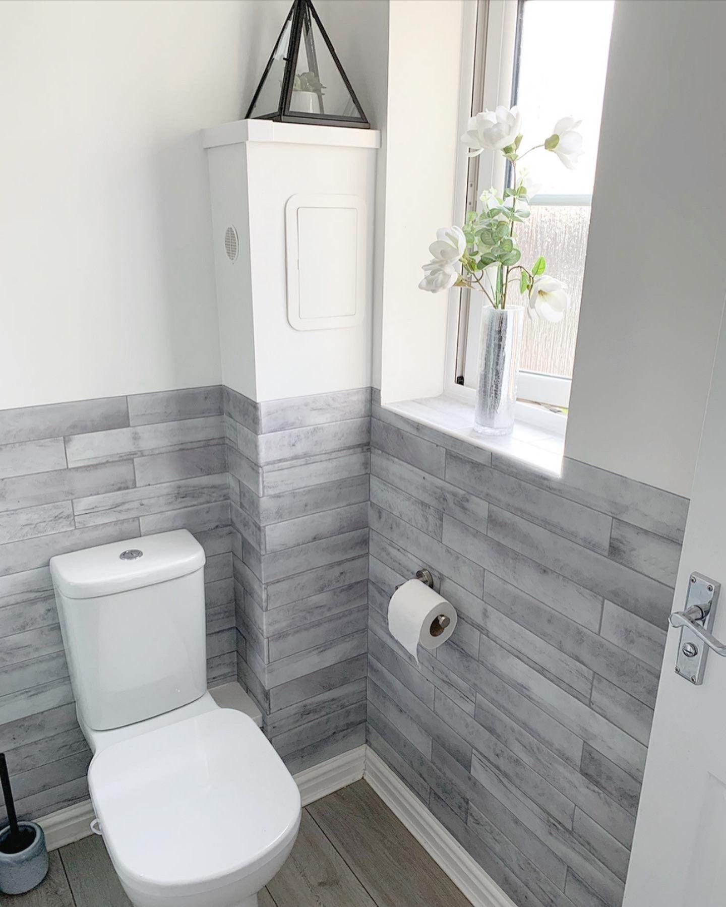 Norway Gray Maple X1 In 2020 Cheap Bathrooms Bathroom Wall Tile Tile Bathroom