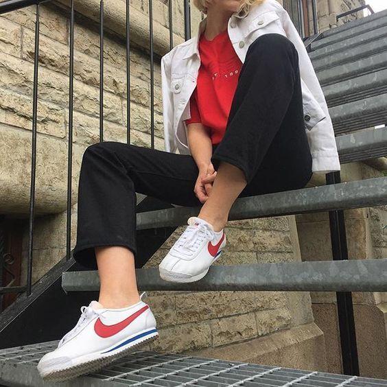 Nike Cortez Moda casual