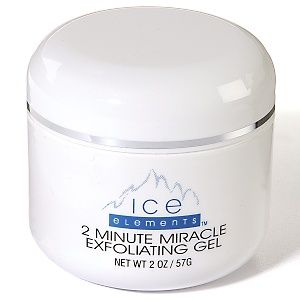 Ice Elements 2 Minute Miracle Exfoliating Gel at HSN com