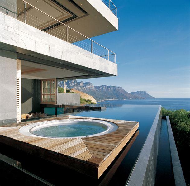 Дом в ЮАР Архитектурная фирма Saota