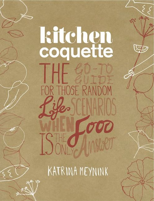 great cookbook by Honest Cooking contributor Katrina Meynink I would love to win!