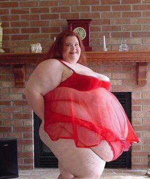 Real ugly fat women foto
