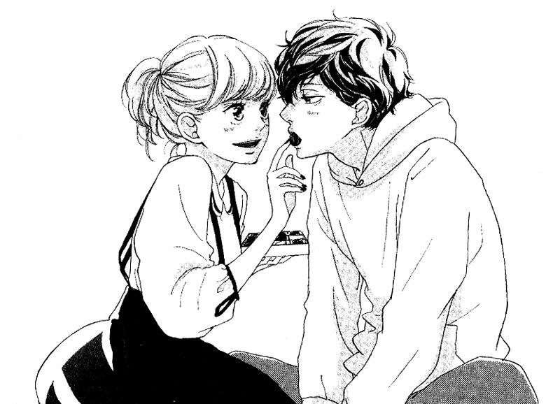 Peach Tickle Whats Casal Manga Anime Casal Anime