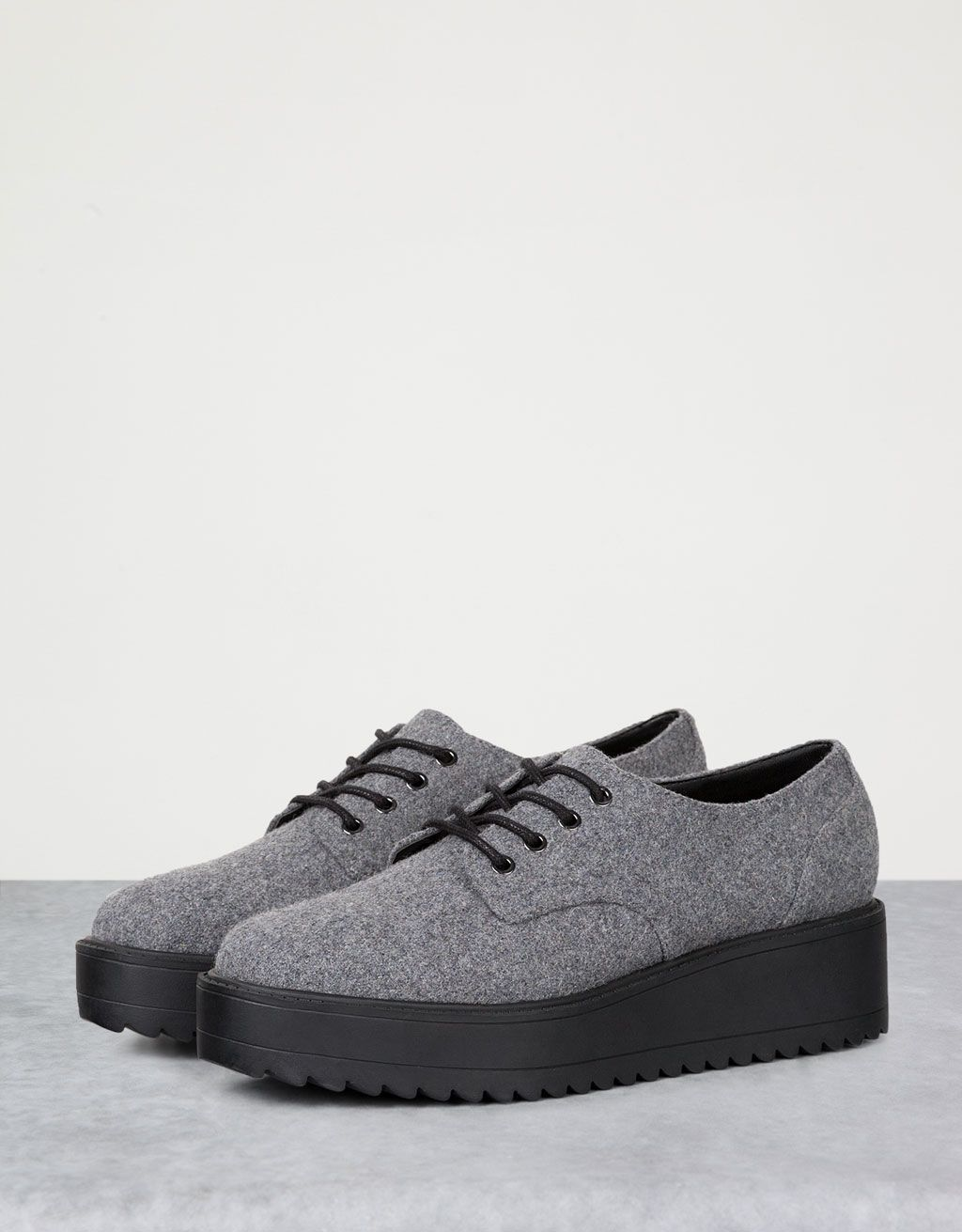 Canvas Platforms View All Bershka Tunisia All Black Sneakers Shoes Sneakers
