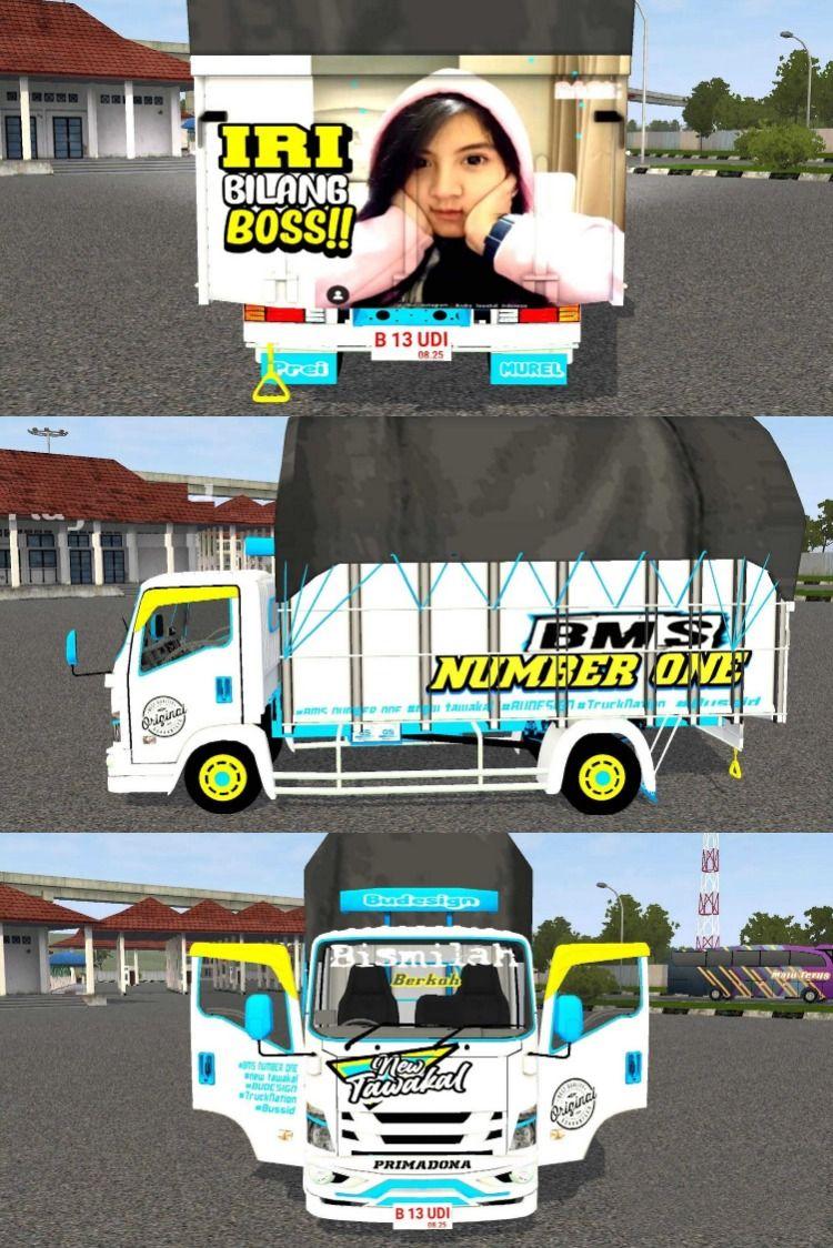 Pin Di Mod Bus Simulator Indonesia