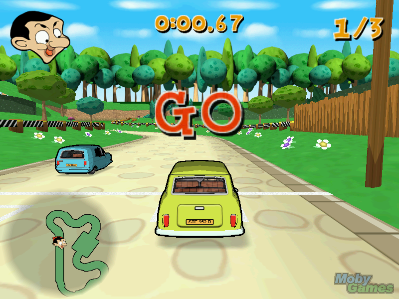 Mr Bean Free Download PC Game Full Version Action games