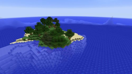 Minecraft Giant Mushroom Island Seed 1 10 | Minecraft