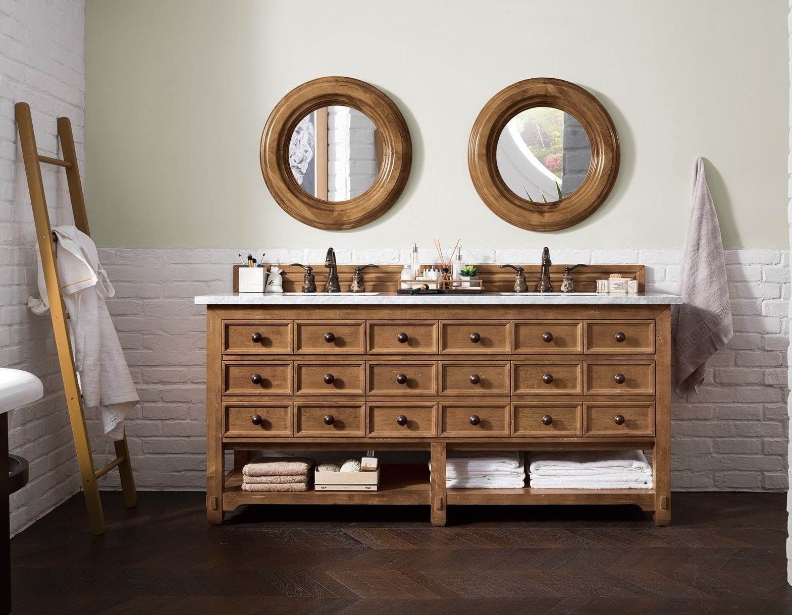 bright vanities double martin james bathroom palisades sink white products bw vanity