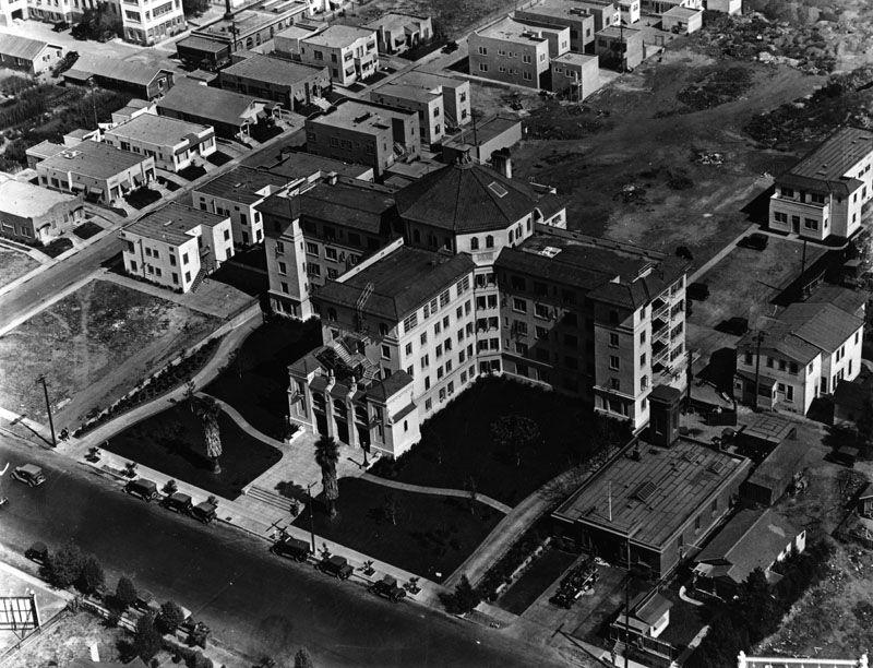 Water And Power Associates Presbyterian Hospital Presbyterian Ca History