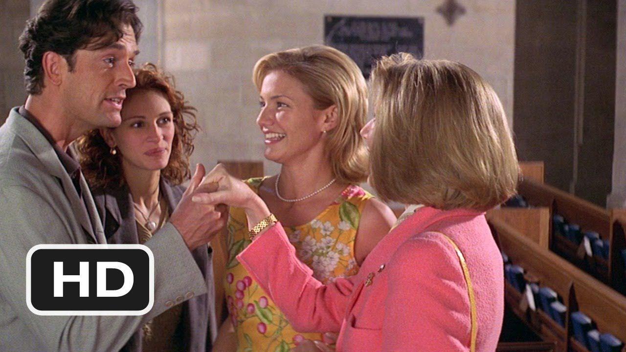 My Best Friend S Wedding 3 7 Movie Clip George Loves Everything 1997 Hd Movie Clip Best Love Movies Best Friend Wedding