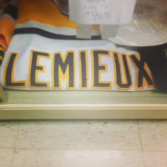 #lemieux #letsgopens #pens #crownantiquemall