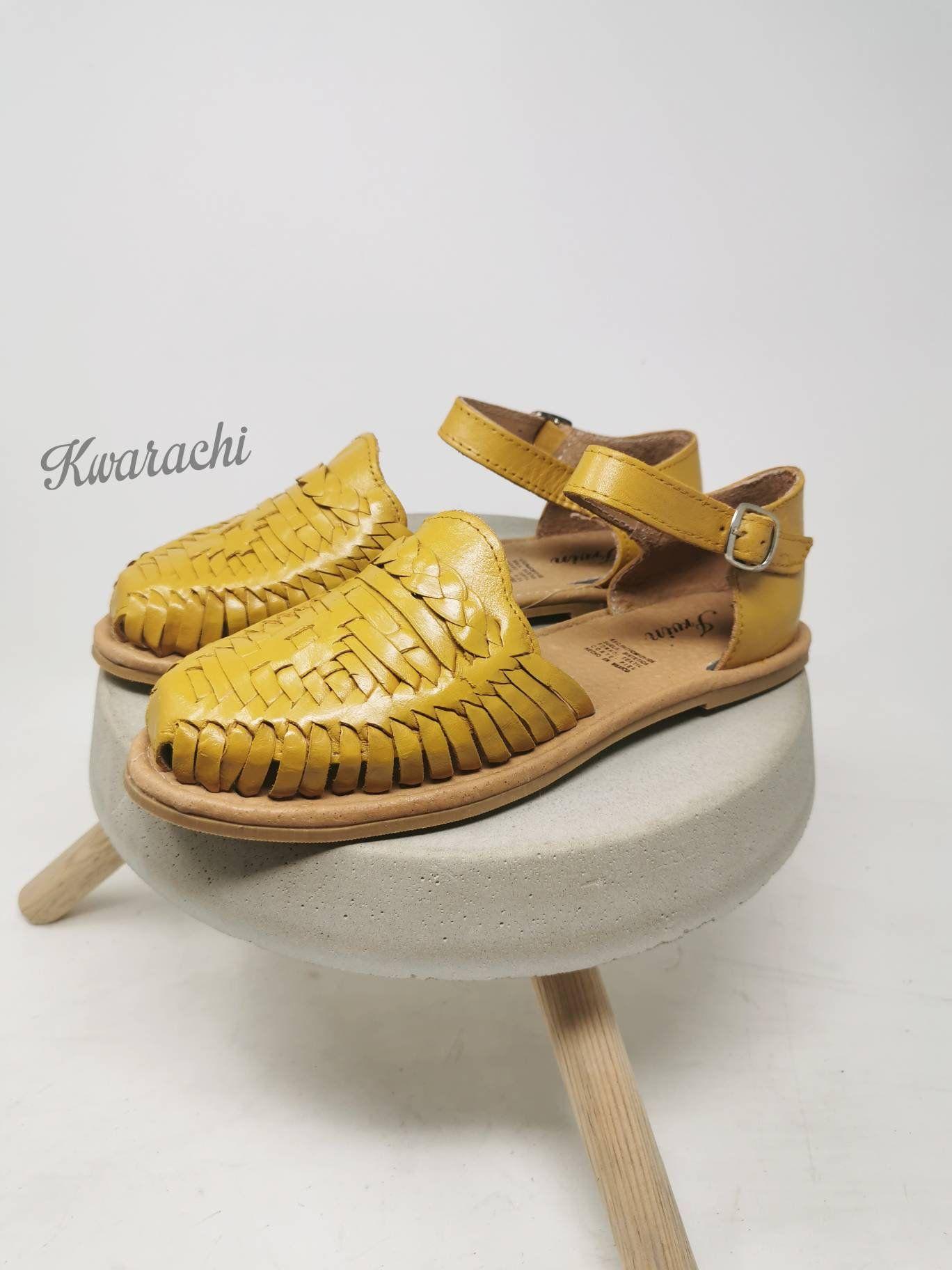 Mexican sandals, Huaraches