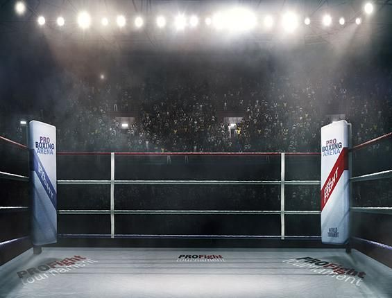 Kate Boxing Court Backdrop Sport Background For Photography Backdrops Seamless Backdrop