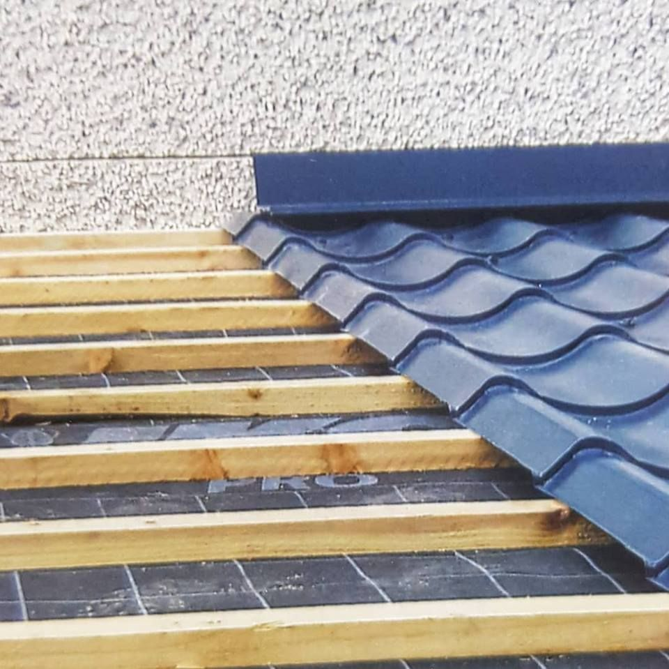 Pin on Steel Roof Cladding Ireland