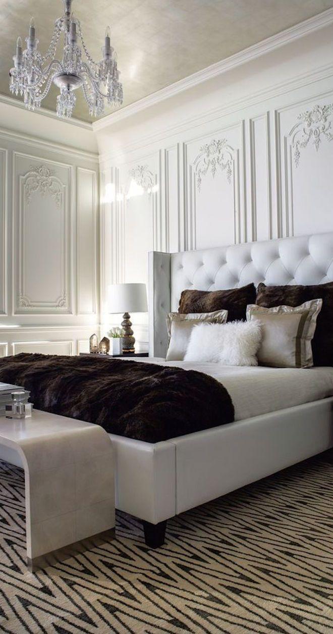 10 awesome classic master bedroom designs captivating - Dormitorio barroco ...