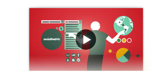 Socialmetrix - Social Media Analytics for serious decision making