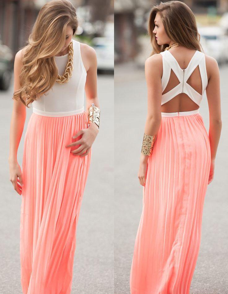 10ab6c43e5213 Sexy Women Summer Boho Long Maxi Evening Party Dress Beach Dresses ...