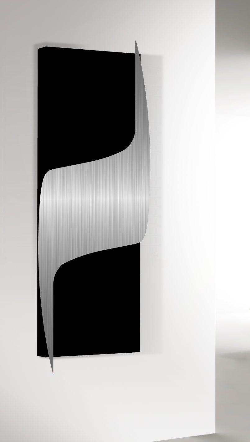Exklusive Design Heizkörper vertikal für Wohnraum, Wohnzimmer