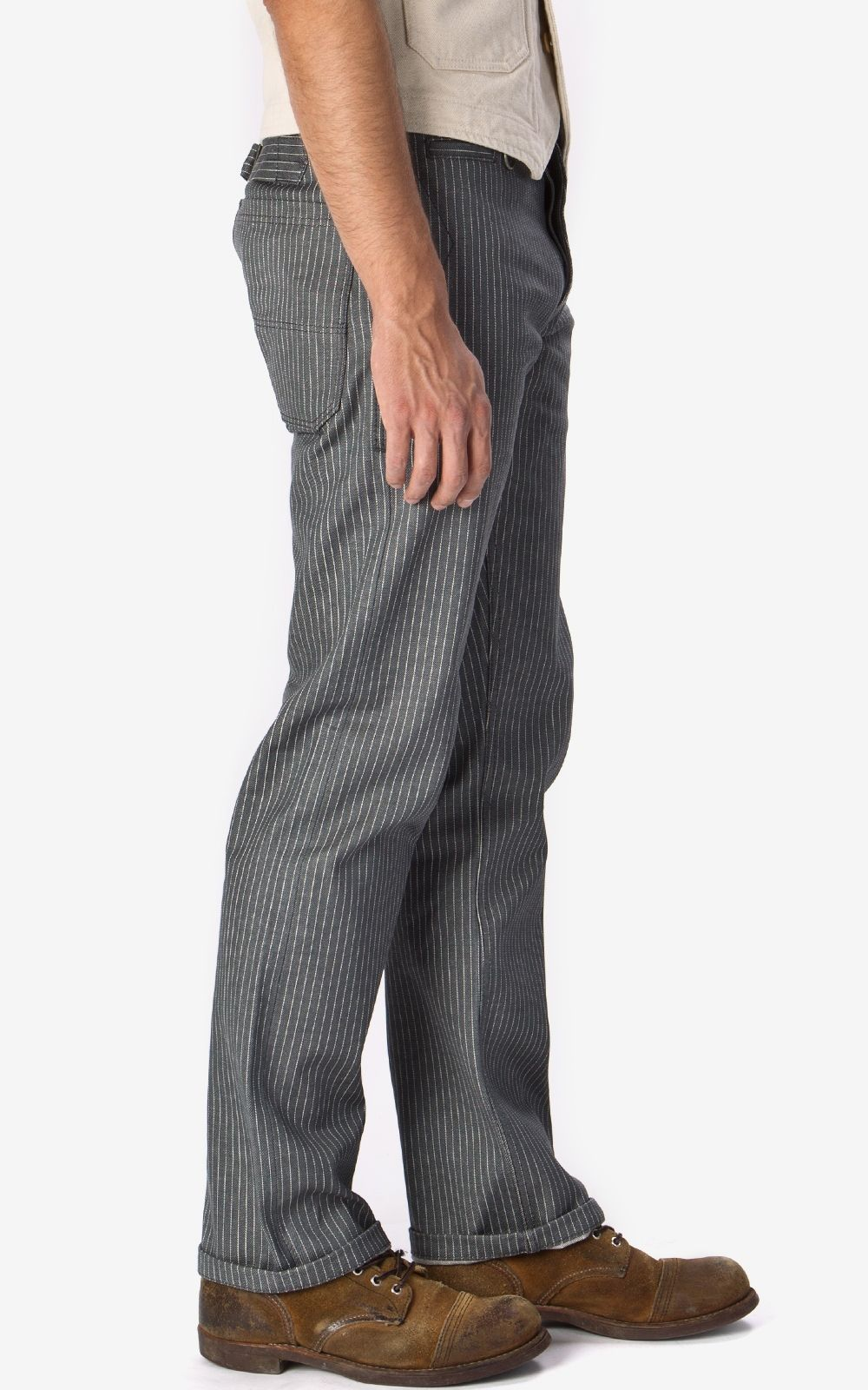 38f3618748627 Pike Brothers 1942 Hunting Pant Grey Wabash | bottoms moodboard ...