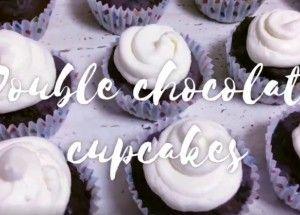 Tenshi: vynikající cupcaky s dvojitou porcí čokolády