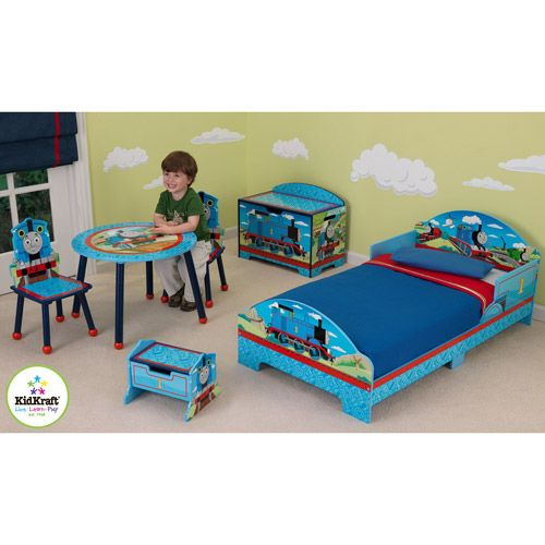 Awesome Thomas U0026 Friends Toddler Bedroom Collection Bundle $135! | Things For My  Kiddo. :) | Pinterest | Bedrooms, Room And Room Ideas