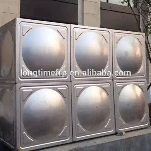 Pin By Sunny On Frp Grp Water Tank Steel Water Tanks Stainless Steel Tanks Water Storage Tanks