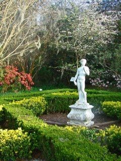 Greek Garden Statues Beautify The Yard With A Garden Statue