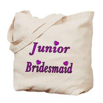 Junior Bridesmaid Simply Love Tote Bag