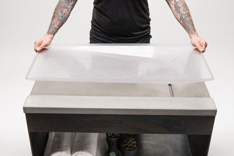 Brilliant Buy The Mould And Make Your Own Sink Alpine