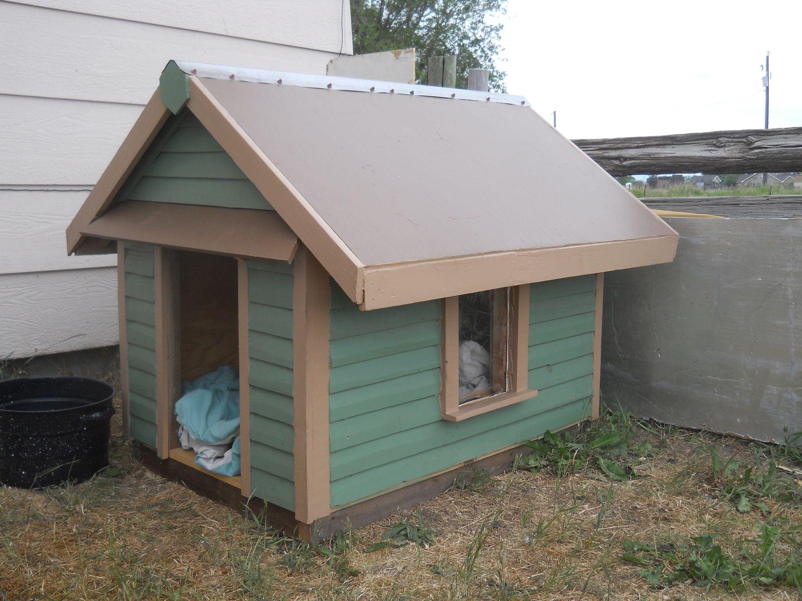 Malerisch Hundehütte Aus Paletten Galerie Von Dog E With Reclaimed Pallet Wood