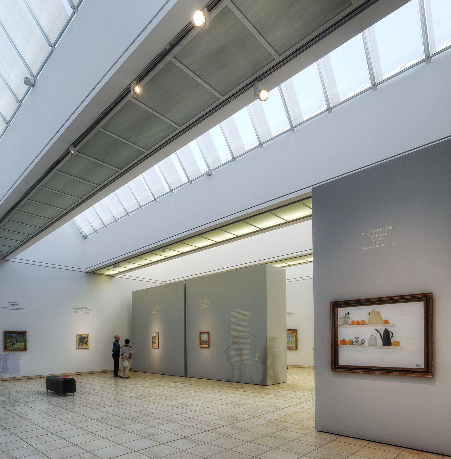 Von der Heydt-Museum Wuppertal / Architekturfoto von Mark Wohlrab