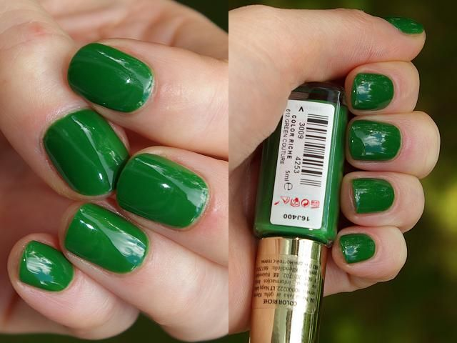 L\'oreal Green Couture | Pure (Bright/Clear) Spring Makeup | Pinterest