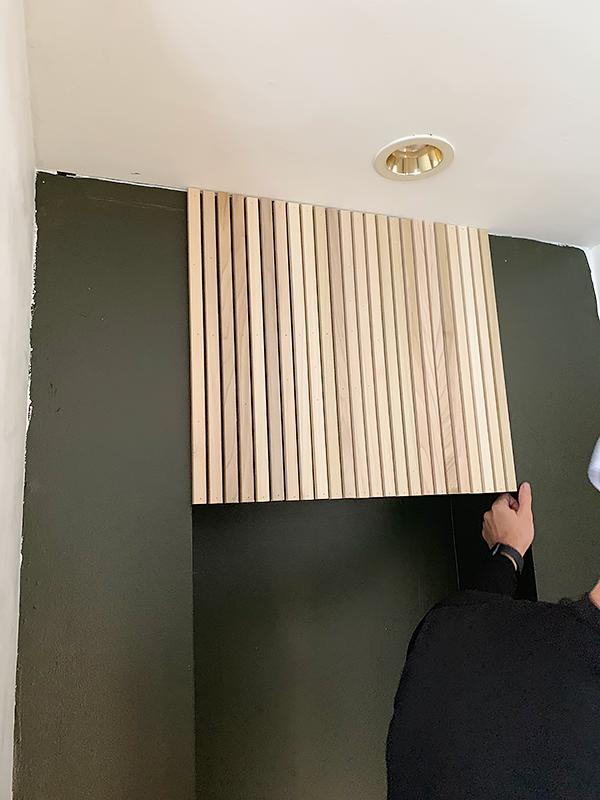Wood Slat Wall Slat Wall Wood Slat Wall Wood Wall Design