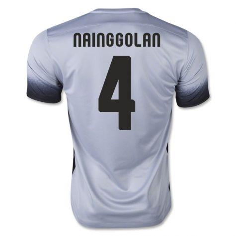 e35df2f56 Roma Jersey 2015 16 Away Third Soccer Shirt  4 Nainggolan
