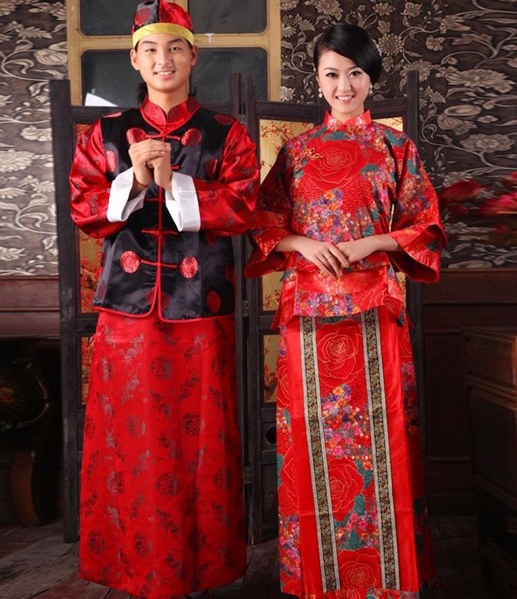 440599521 china traditional wedding outfits from around the world wedding dress bride  groom