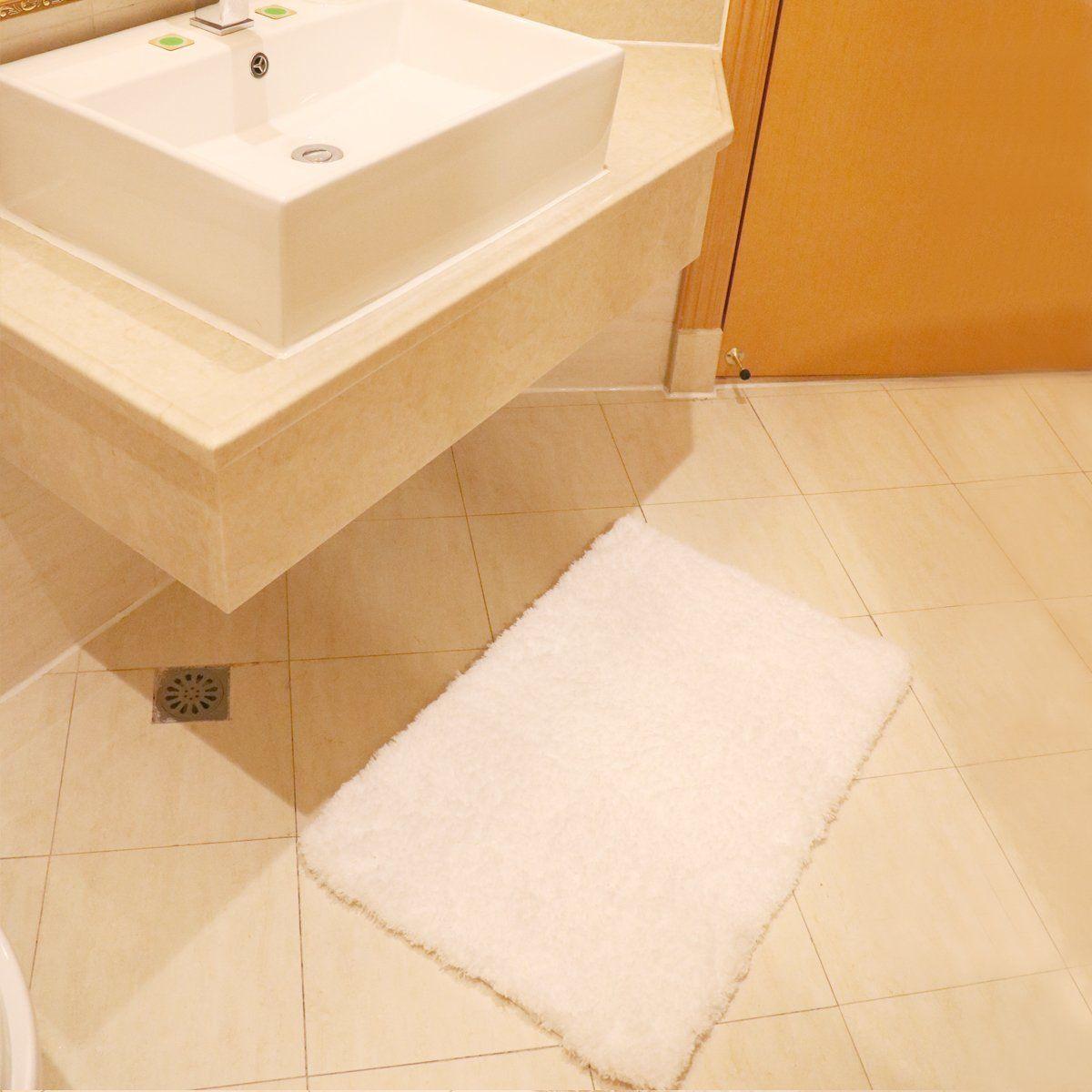 Bathroom Rugs That Absorb Water.Lochas Soft Shaggy Bath Mat Super Absorbs Water Bathroom Rugs Luxur