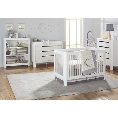 Sorelle Chandler Classic 3 In 1 Convertible Crib White Sorelle Babies R Us Convertible Crib White Cribs Convertible Crib