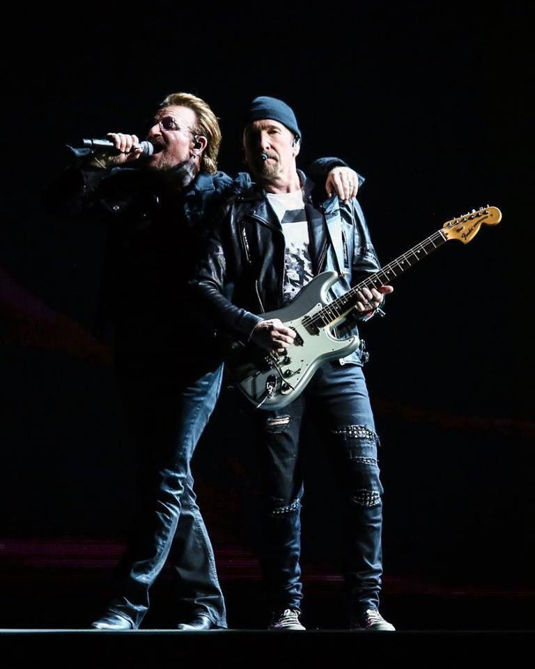 U2 -Kansas City ,Etats-Unis 12/09/2017 | MAGNIFICENT U2 ...