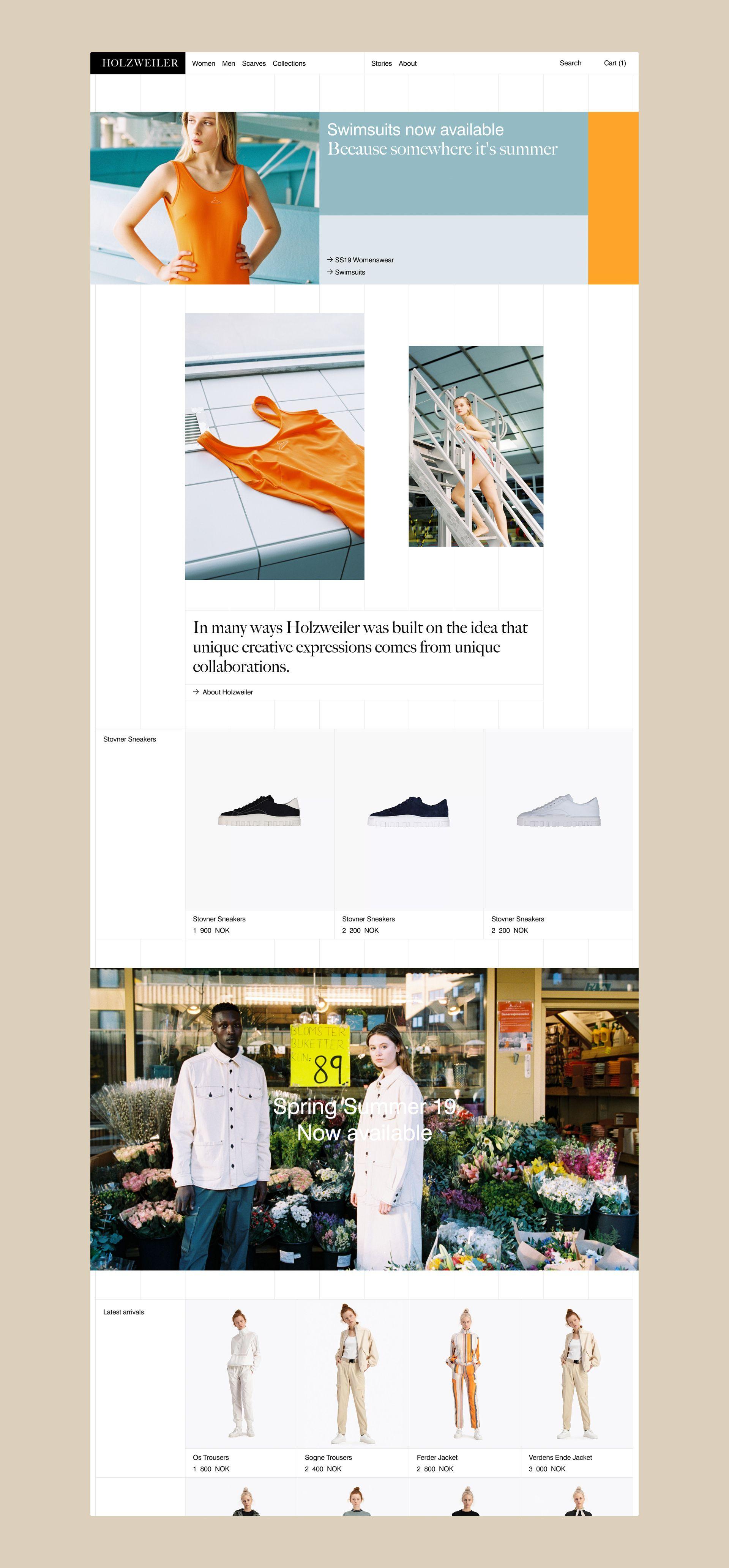 Web Design Inspiration Digital Retail Web Design Inspiration Web Design