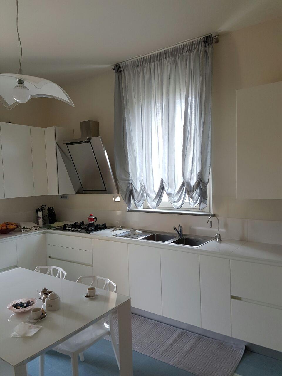 tende a finto pacchetto per cucina | Tende da Interni, Serramenti ed ...