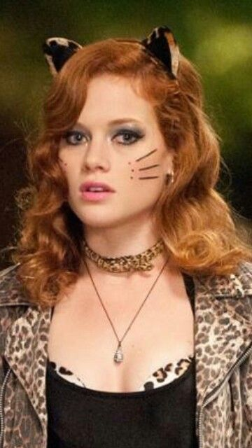 Kitty Make Up From Fun Sized Film 2013 Jane Levy