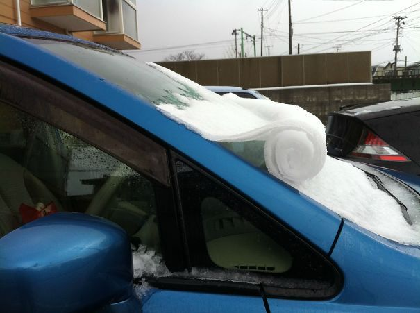 EMGN Snow Car Designed Mother Nature 6