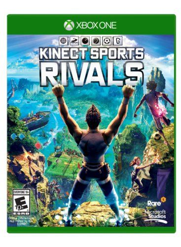 Amazon Com Kinect Sports Rivals Day One Edition Xbox One Video