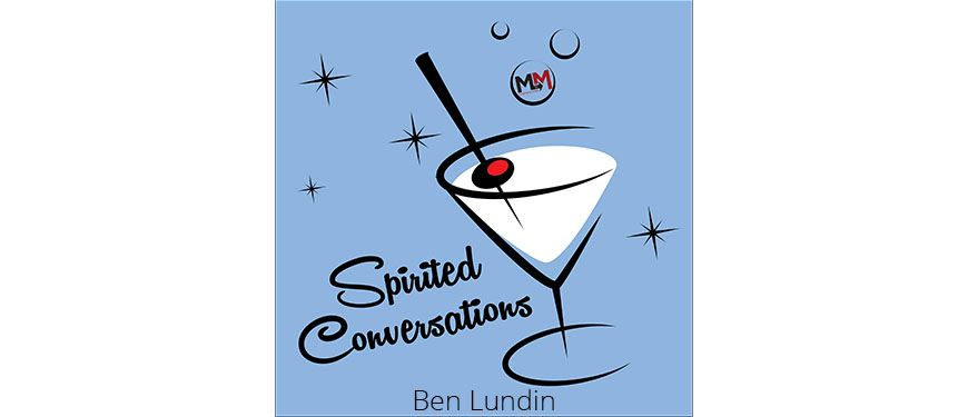 MtoM had a great conversation with Ben Lundin at the Tabard Inn in D.C.- Ben is the founder and CEO of a start-up for new parents called Pacify.