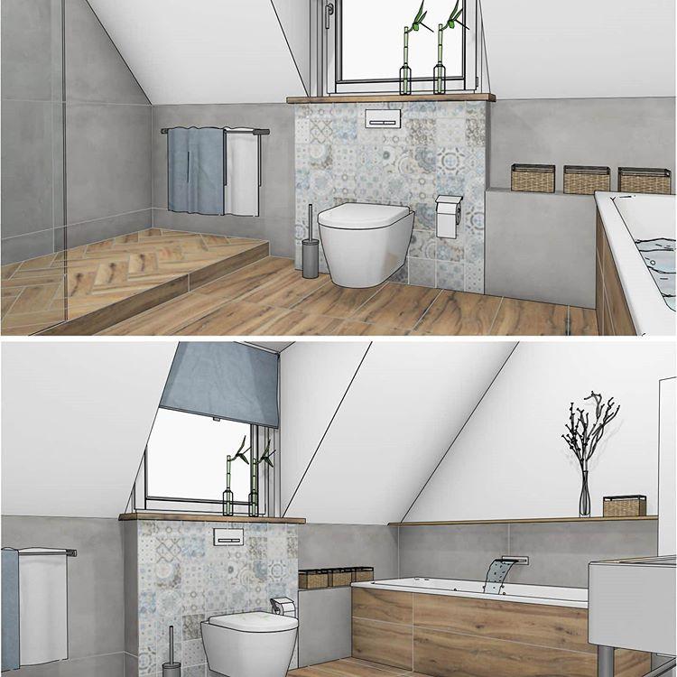 Fliesen Vom Fink Fliesen Vom Fink Instagram Fotos Und Videos In 2020 Bathroom Bathtub