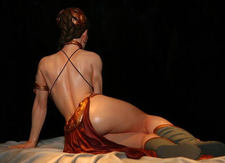 Leia bikini nude pic dinara