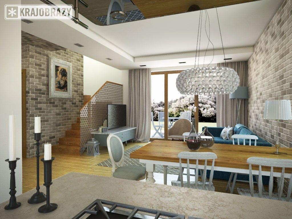 Projekt Domu Z Wnetrzami Borowik Home Decor Home Furniture