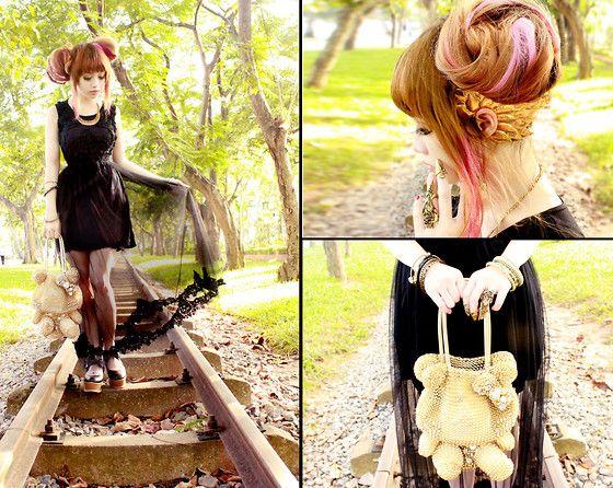 <3<3<3 (by Chibi Bunny P) http://lookbook.nu/look/4253587-3-3-3