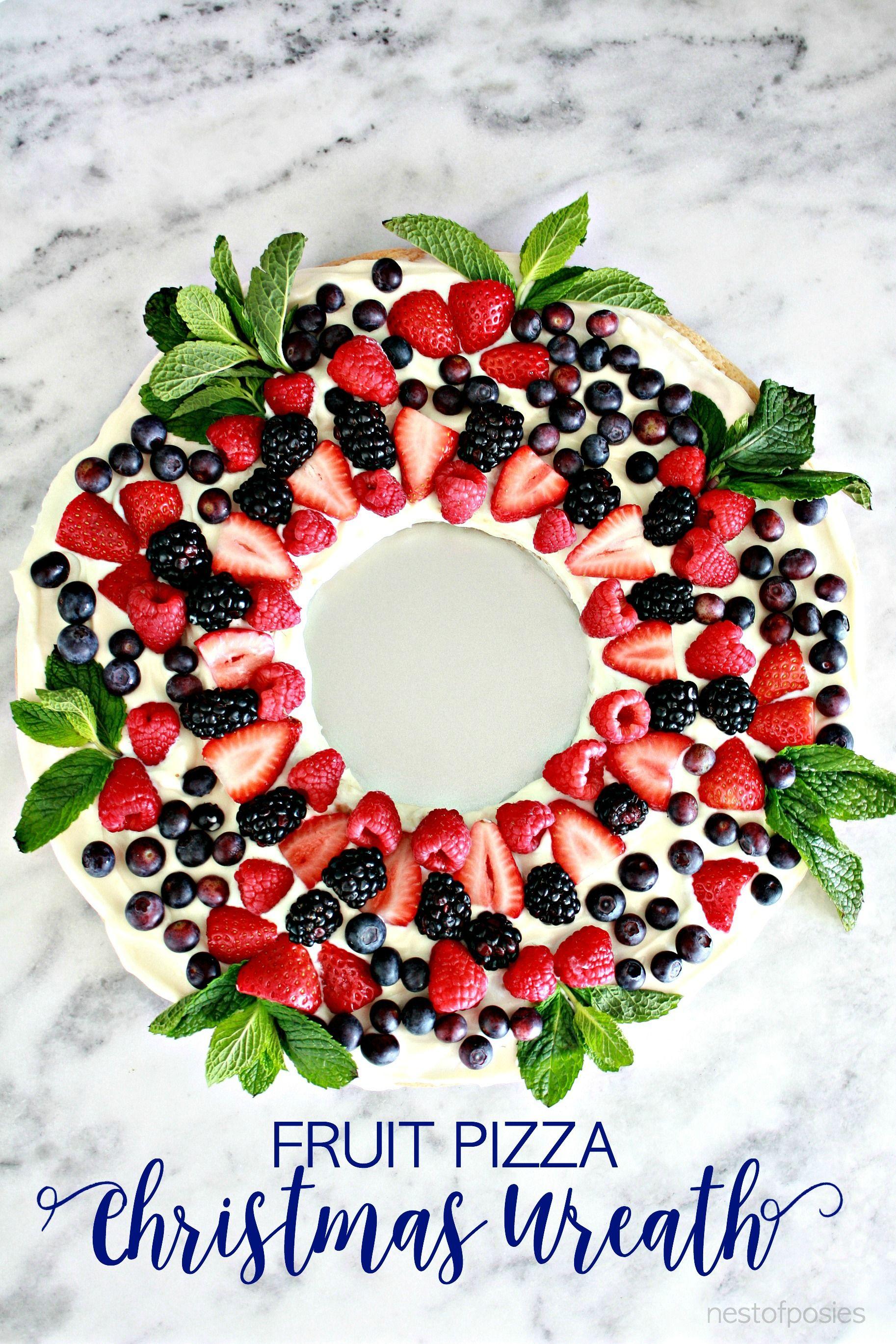 48+ Edible christmas wreath treats ideas in 2021